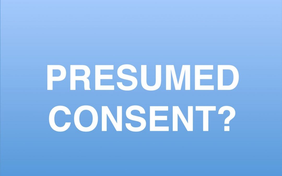 Presumed Consent in Organ Procurement in the United States