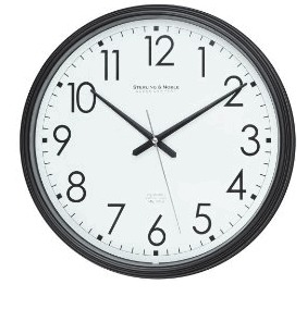 4G Wall Clock