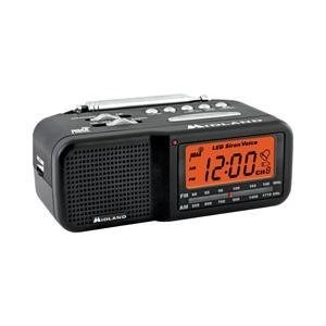 Midland Radio Clock IR
