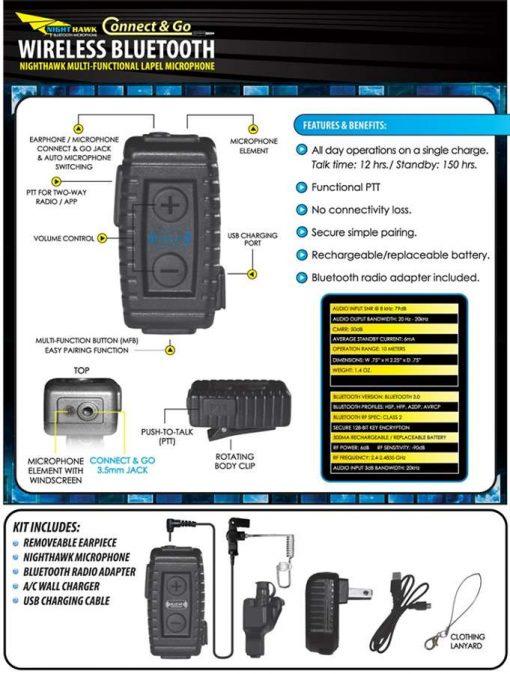 Bluetooth NightHawk