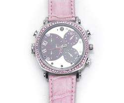 Night Vision Pink Watch