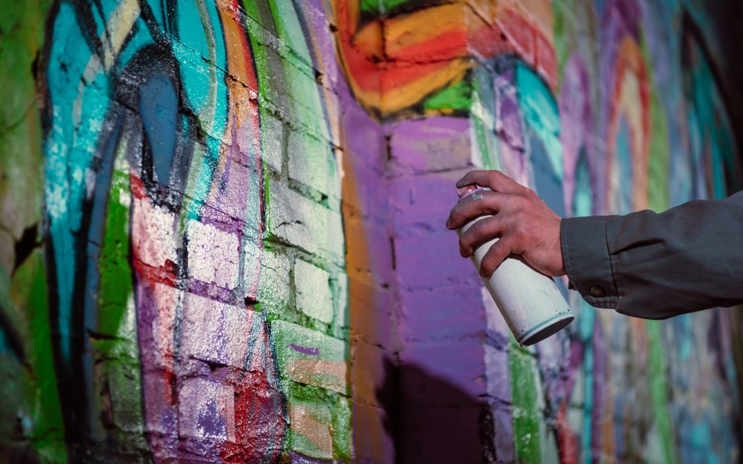 5 Ways to Prevent Graffiti Damage