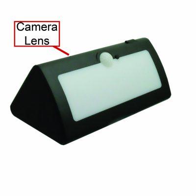 Led Outdoor Light Spy Camera